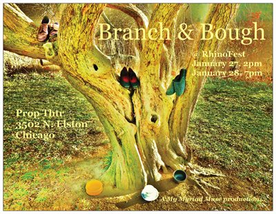 Branch & Bough Postcard