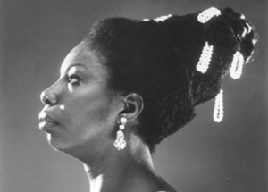 Nina Simone; photo credit ninasimone.com
