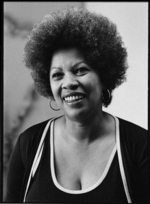 Toni Morrison; photo credit Jill Krementz, 1974
